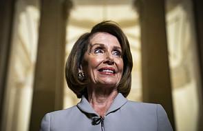 USA / Nancy Pelosi: nie dam się przekonać w sprawie budowy muru granicznego