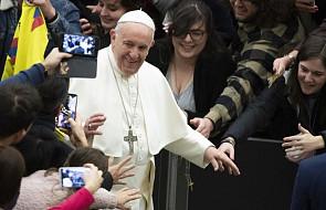 Franciszek podziękował Polakom za modlitewne wsparcie pielgrzymki do Panamy