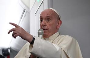 Papież ostro: boję siętakich katolików. Katolików-hipokrytów