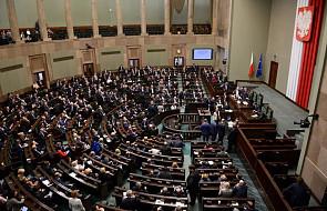Sejm nie zgodził się na odrzuceniu projektu noweli Kodeksu wyborczego, czego chciała część opozycji