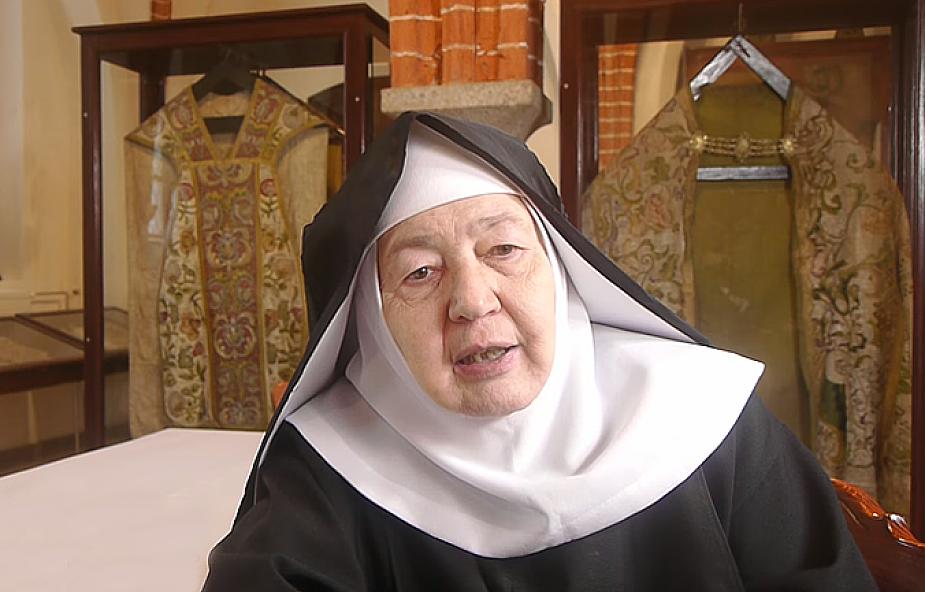 Siostra Borkowska ostro: nie obchodzi mnie religia, obchodzi mnie Bóg