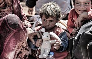 WHO: dzieci umierają z zimna w obozie Al-Hol w Syrii