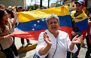Europarlament uznał Guaido za tymczasowego prezydenta Wenezueli