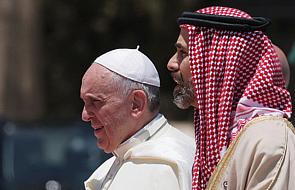 """""""Franciszek chce zachęcić katolików na całym świecie, aby podejmowali katolickie nauczanie o dialogu z muzułmanami"""""""