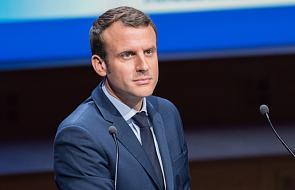 Macron w rozmowie z May: obecna umowa ws. brexitu najlepszą z możliwych
