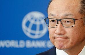 Prezes Banku Światowego składa rezygnację. Ani Bank, ani dotychczasowy prezes nie ujawnili, kto będzie jego nowym pracodawcą