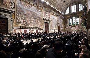 Franciszek wezwał wspólnotę międzynarodową do rozwijania dialogu (DOKUMENTACJA)