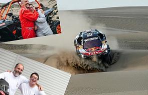 """Chłopak z zespołem Downa wystartuje na Rajdzie Dakar. """"Chcemy się dobrze bawić"""""""