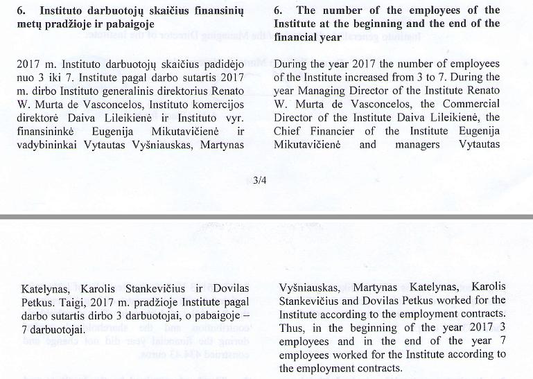 Instytut ks. Piotra Skargi wspiera antypolonijnych działaczy na Litwie - zdjęcie w treści artykułu nr 1