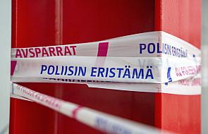 Policja: napastnikiem ze szkoły w Kuopio jest Fin, uczeń placówki