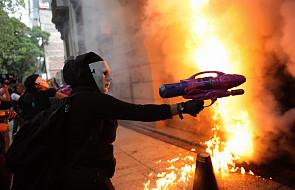Działaczki proaborcyjne podpaliły katedrę w Meksyku