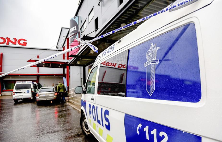 Finlandia: jedna osoba nie żyje, 10 rannych po ataku na szkołę
