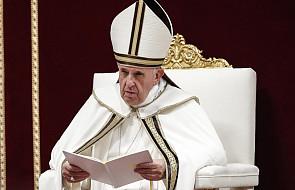 Ks. Kasprzycki o decyzji papieża Franciszka: to ewenement w skali historii i świata