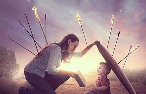 Dwie najważniejsze role w życiu matki na jednym zdjęciu