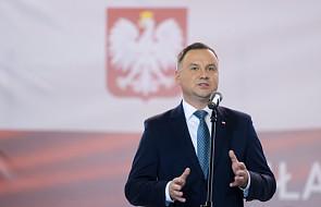 Prezydent: postarajmy się, by w niedzielę padł rekord udziału Polaków w wyborach
