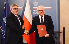Wspólnota Sant'Egidio i Ministerstwo Spraw Zagranicznych RP podpisały dokument o współpracy
