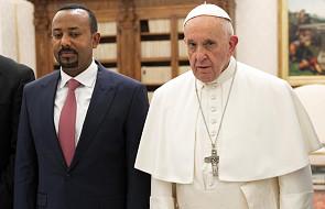 """Laureat pokojowego Nobla, premier Etiopii Abiy Ahmed Ali - """"afrykański Obama"""""""