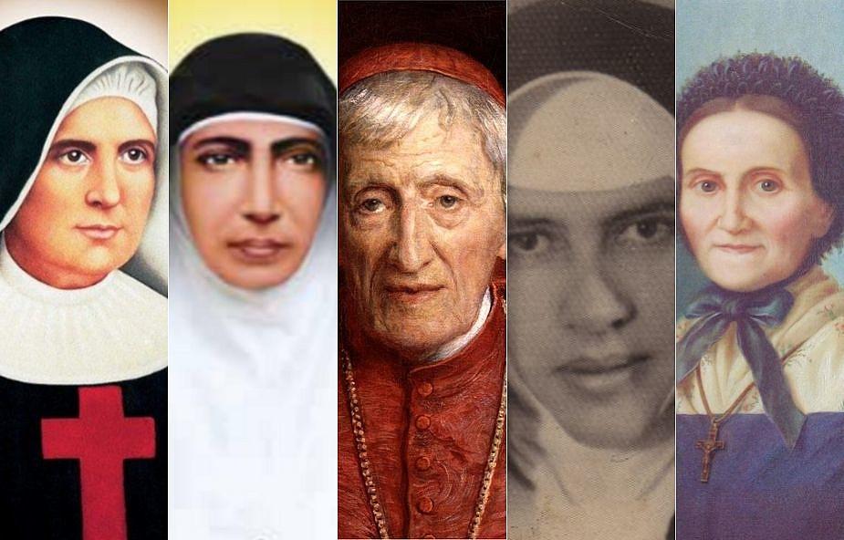 Poznaj nowych świętych. Kim byli?