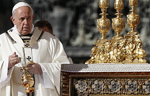 Papież apeluje o dialog i poszukiwanie rozwiązania konfliktu w Syrii