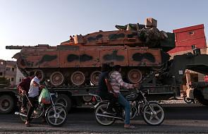 Syria: 24 cywilów zginęło podczas ofensywy sił tureckich, które zajęły też Tel Abjad