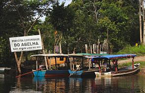 """Prezydent Brazylii: Amazonia nie będzie globalnym """"parkiem ekologicznym"""""""