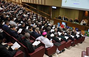 Pierwsze synodalne propozycje. Podsumowanie dotychczasowych prac synodu