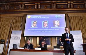 Banerjee, Duflo i Kremer laureatami Nagrody Nobla w dziedzinie ekonomii