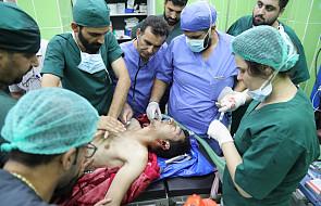 Lekarze bez Granic wycofują swój personel z północno-wschodniej Syrii