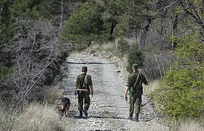Straż Graniczna zatrzymała Albańczyków za nielegalne przekroczenie granicy; byli wcześniej deportowani