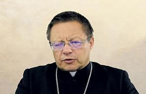 Abp Ryś o walce z pedofilią:  każde inne działanie jest wbrew temu, do czego Kościół wzywa