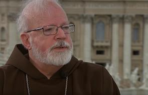 """Kard. O'Malley: synod nie jest """"referendum"""" w sprawie celibatu"""