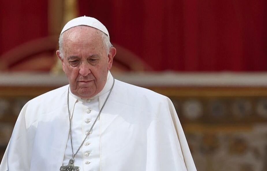 Papież spotkał się z prokuratorem, który walczy we Włoszech z mafią i terroryzmem