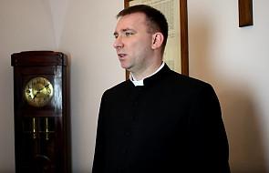 Ks. Łukasz Michalczewski Dyrektorem Biura Prasowego Archidiecezji Krakowskiej