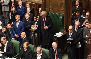 W.Brytania: Izba Gmin debatuje nad porozumieniem z UE ws. brexitu