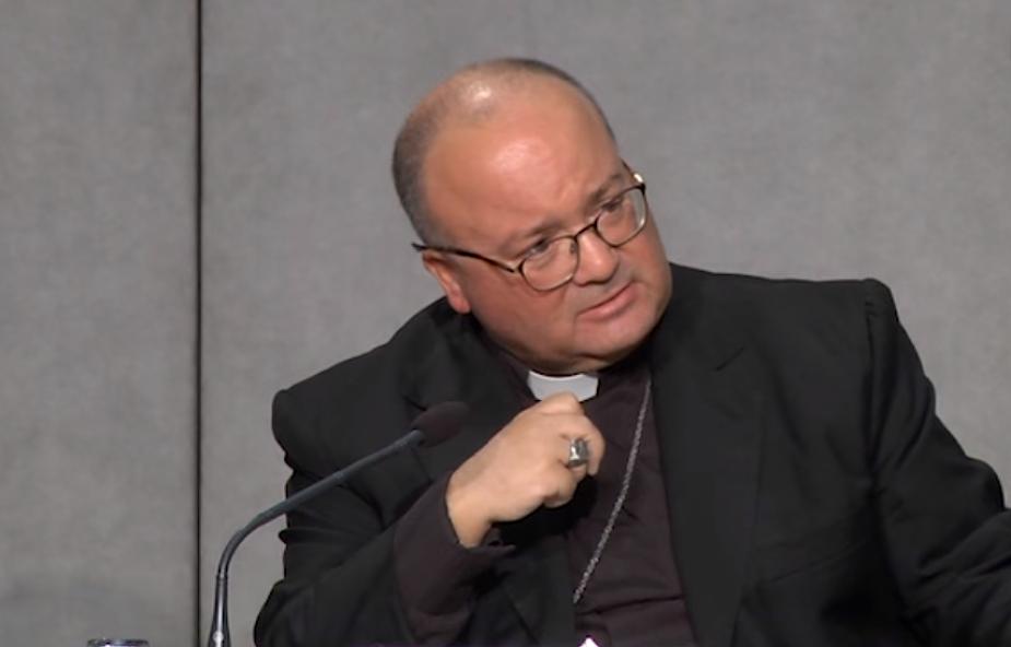 Abp Scicluna o pedofilii w polskim Kościele i kwestii LGBT