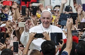 Franciszek zaapelował do Polaków o wpieranie misji