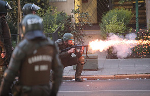 Chile: kolejny dzień zamieszek; liczba zabitych wzrosła do 7 osób