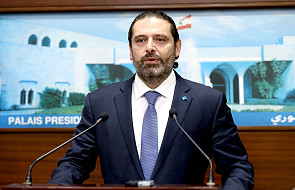 Liban: pod presją protestów rząd zatwierdził reformy, przyjął budżet