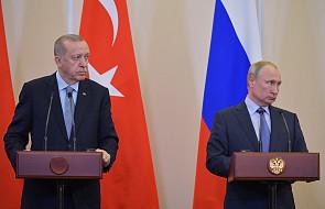 Erdogan: osiągnęliśmy porozumienie z Rosją o wycofaniu kurdyjskich bojowników