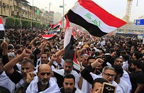 Irak: w czasie tygodnia protestów antyrządowych zginęło 157 osób