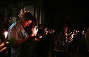 Międzyreligijna modlitwa o pokój w Warszawie