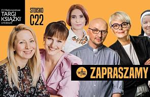 Spotkaj swoich ulubionych autorów na Targach Książki w Krakowie