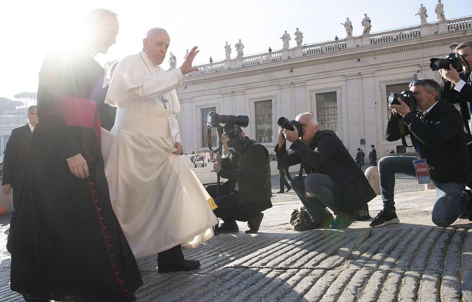 Trwają prace nad dokumentem końcowym synodu