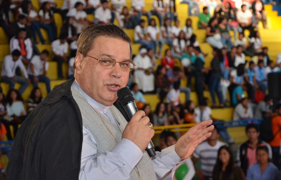 Polski biskup na Synodzie: Amazonia jest przyszłością świata