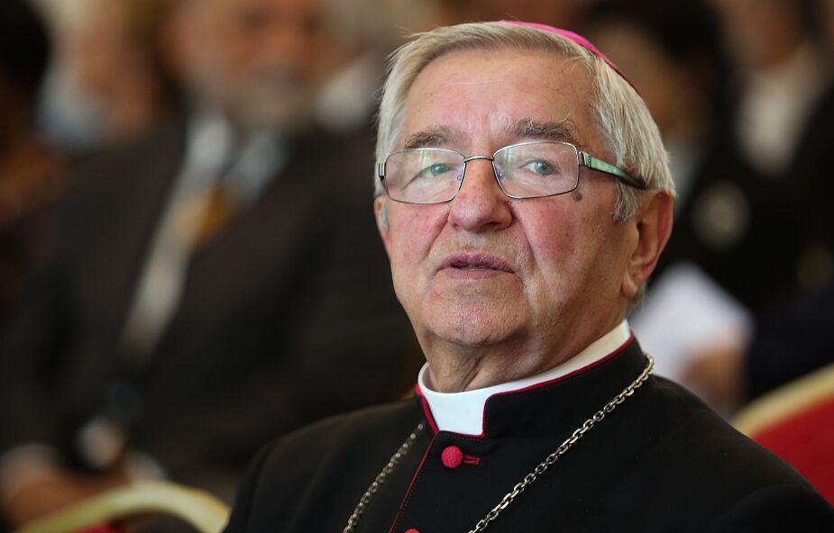 Abp Głódź powołał komisję, która zbada sprawę ks. Henryka Jankowskiego