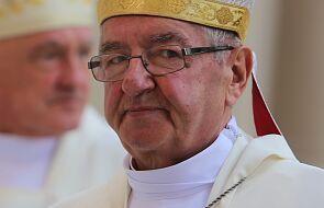 Abp Głódź przechodzi na emeryturę. Papież przyjął rezygnację
