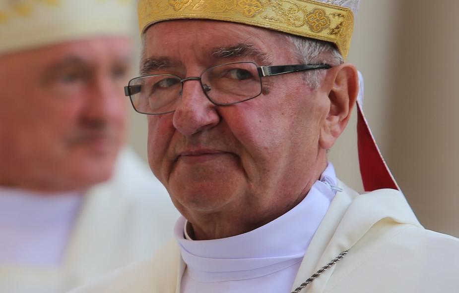Co z zarzutami pod adresem abpa Głódzia?