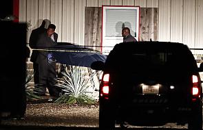 Dwie osoby zginęły, 14 rannych w strzelaninie na imprezie uczelnianej w Teksasie