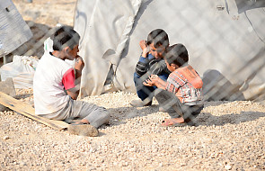 UNICEF: 80 tys. dzieci uciekło w październiku z północnej Syrii