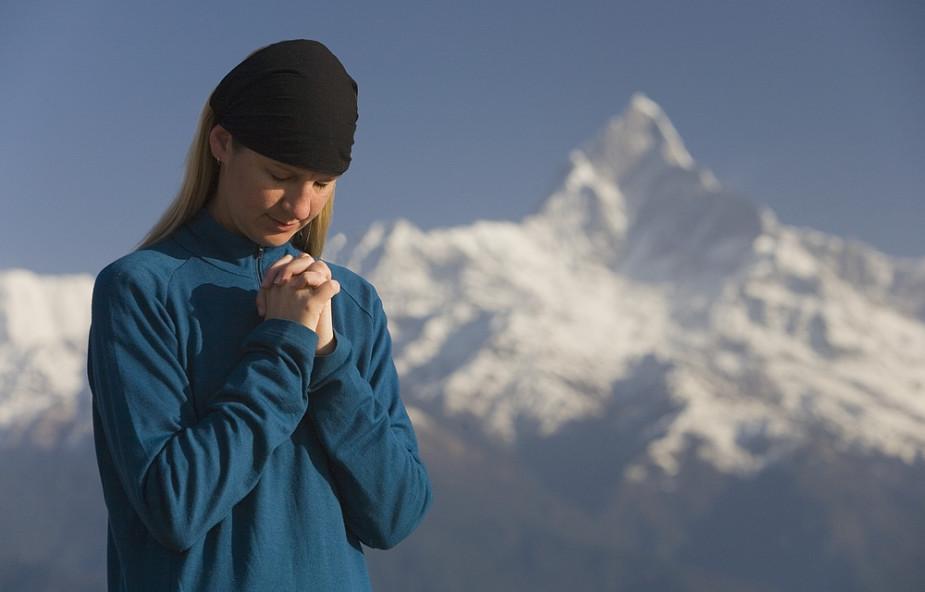 Gdy ostatnią rzeczą na jaką masz ochotę, jest modlitwa... módl się słowami żebrzącej wdowy